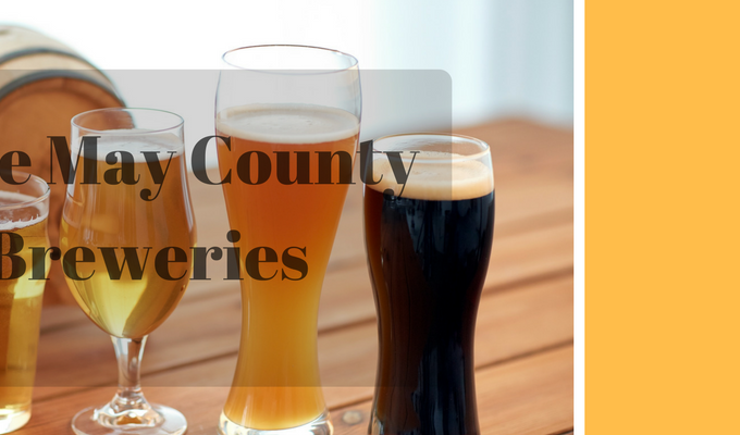 Cape May County Breweries Getting Your Craft Beer on In CMC