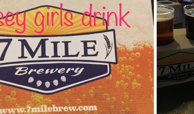 7 Mile Brewery: Great Beer, in Unexpected Places