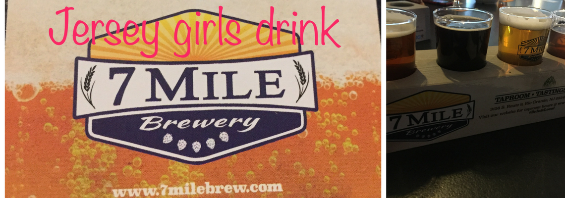 7 Mile Brewery in Cape May County is known for it's great beer and atmosphere.