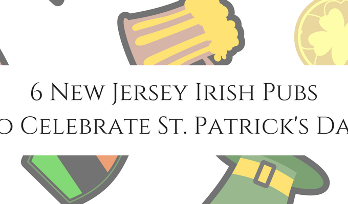 6 New Jersey Irish Pubs to Grab a Pint at this St. Patrick's Day