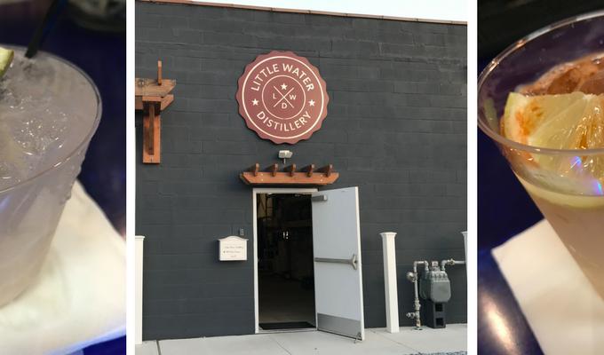 Atlantic City Little Water Distillery